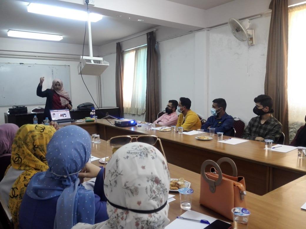 مركز دراسات المرأه في جامعة آل البيت ينطلق بأسبوع نشاطات