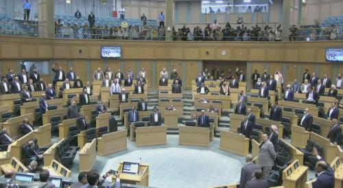 """""""النواب"""" يعقد جلسة تشريعية يؤدي فيها العجارمة اليمين الدستورية"""