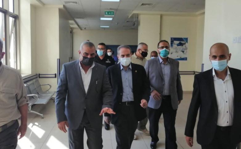 الهواري للمستشفيات والمراكز الصحية: توقعوا زيارتي خلال عطلة العيد