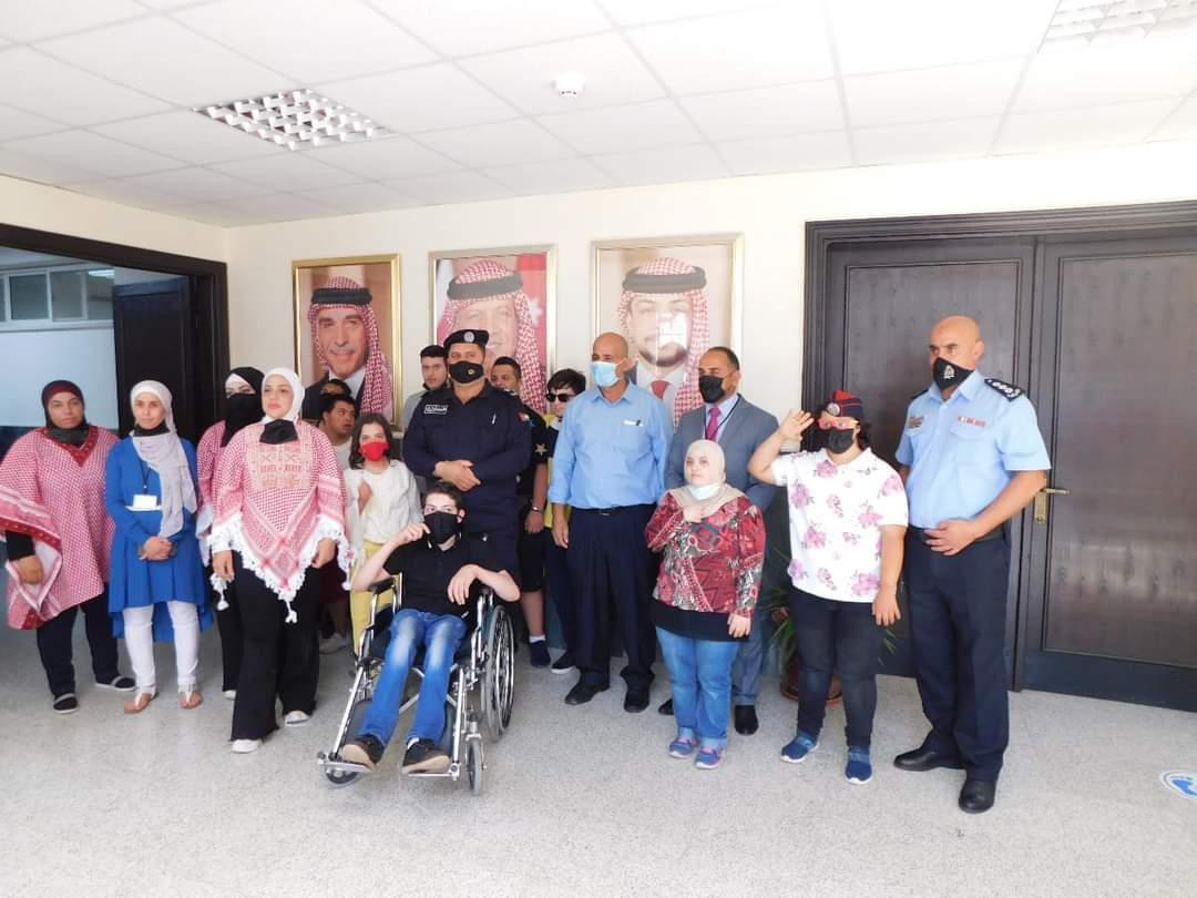 يوم ترفيهي مفتوح لمبادرة الهدب في رحاب مدينة الأمير هاشم بن عبدالله الثاني للشباب.