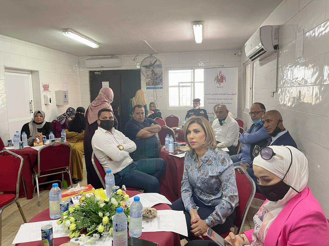 """الكرك..إطلاق مشروع """"مجموعات الادخار والاقراض نحو الدمج الاقتصادي للمرأة والحقوق في المناطق الريفيةً"""""""