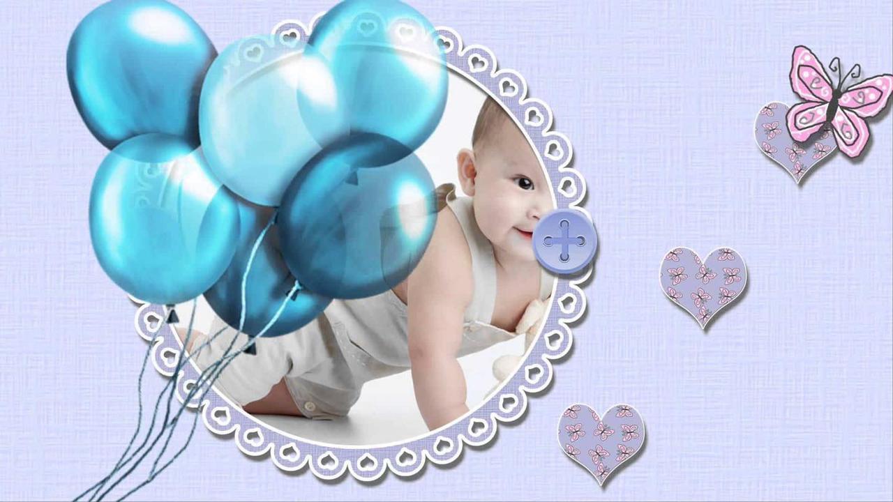 تهنئة بمناسبة المولود الجديد