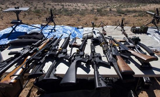 الاحتلال الإسرائيلي يعلن إحباط تهريب أسلحة في منطقة غور الأردن