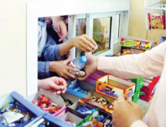 السماح بفتح المقاصف المدرسية ومباشرة البيع للطلاب