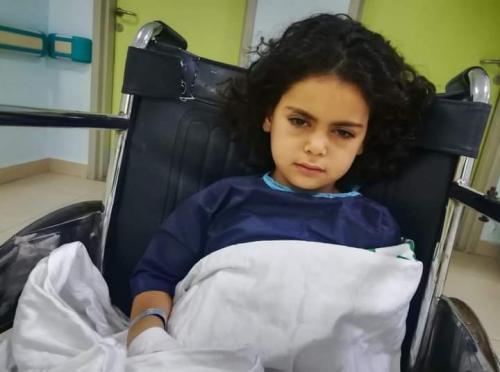"""بعد قضية الطفلة لين .. وفاة الطفلة """" غنى """" بانفجار الزائدة اثر تشخيص طبيء خاطىء في مستشفى رحمة بإربد"""